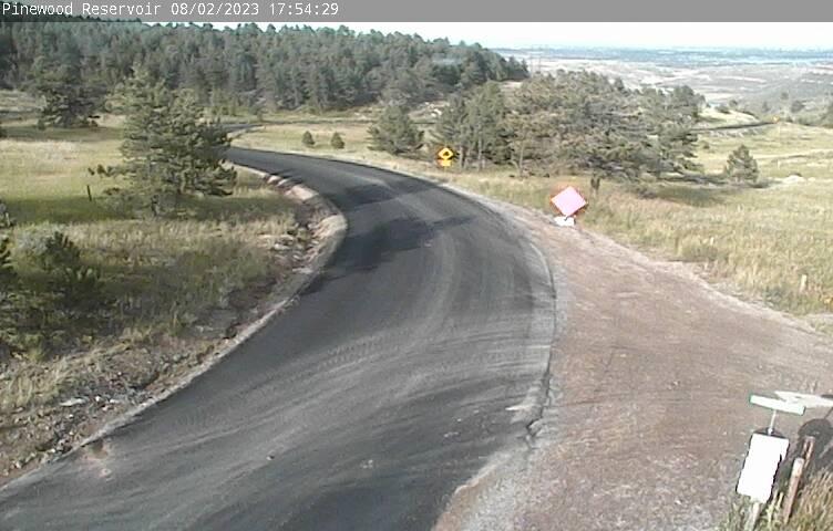 Camera 6 - Pinewood Reservoir