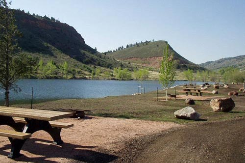 Horsetooth Reservoir   Larimer County