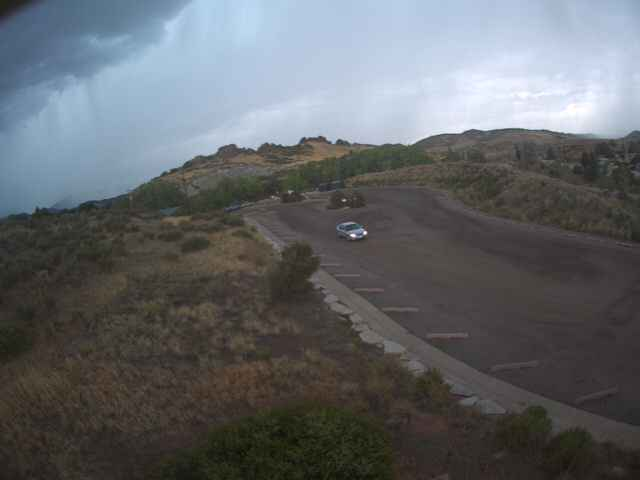 Devil's Backbone Trailhead Webcam